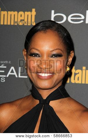 Garcelle Beauvais at the 2013 Entertainment Weekly Pre-Emmy Party, Fig& Olive, Los Angeles, CA 09-20-13