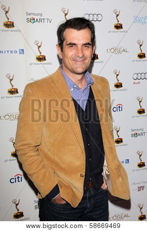 Ty Burrell at the 65th Annual Emmy Awards Performers Nominee Reception, Pacific Design Center, West Hollywood, CA 09-20-13