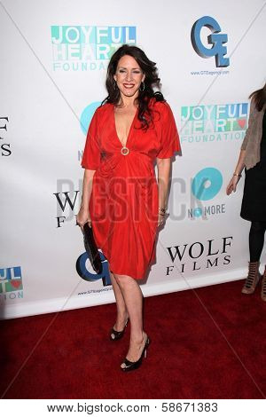 Joely Fisher at the Joyful Heart Foundation celebrates the No More PSA Launch, Milk Studios, Los Angeles, CA 09-26-13