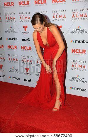 Alexa Vega at the 2013 NCLR ALMA Awards Press Room, Pasadena Civic Auditorium, Pasadena, CA 09-27-13