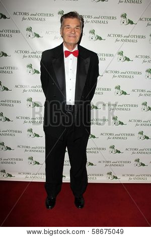 Fred Willard at Actors and Others for Animals Celebrates
