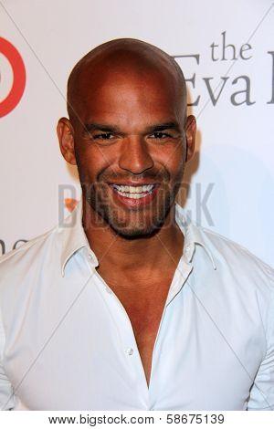Amaury Nolasco at the Eva Longoria Foundation Dinner, Beso, Hollywood, CA 09-29-13