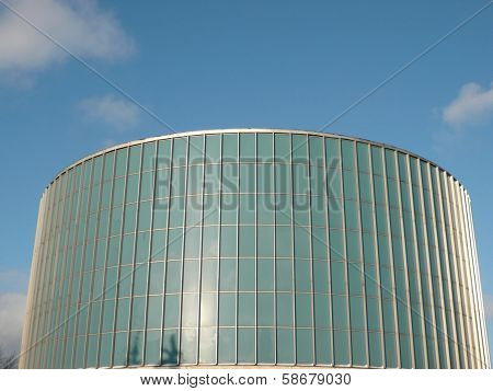 Round Building Borodino Panorama Museum