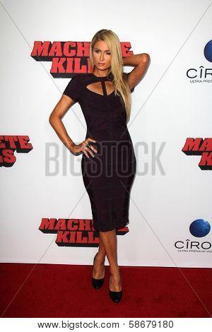 Paris Hilton at the