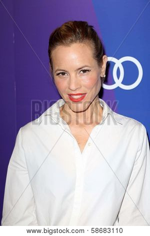 Maria Bello at Variety's 5th Annual Power of Women, Beverly Wilshire, Beverly Hills, CA 10-04-13