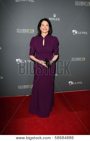 Sherry Lansing at the Walt Disney Concert Hall 10th Anniversary Celebration, Walt Disney Concert Hall, Los Angeles, CA 09-30-13