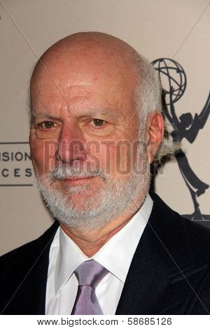 James Burrows at the Television Academy Presents An Evening Honoring James Burrows, Leonard H. Goldenson Theater, North Hollywood, CA 10-07-13