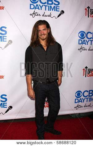 Malcolm Freberg at the CBS Daytime After Dark Event, Comedy Store, West Hollywood, CA 10-08-13