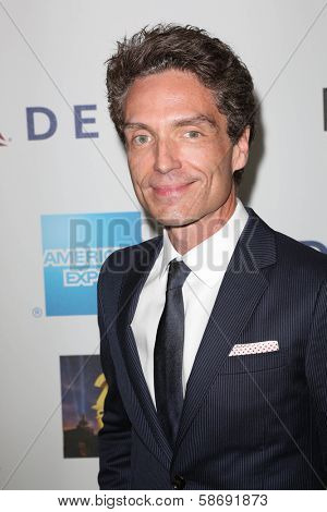 Richard Marx at Hugh Jackman