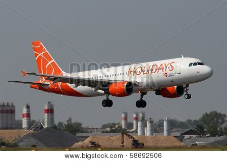 Holidays Czech Airlines