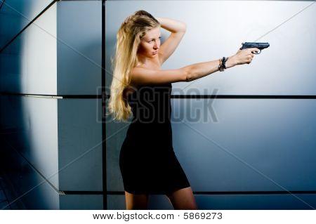 sexy Geheimagent
