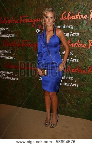 Lady Victoria Hervey at the Wallis Annenberg Center For The Performing Arts Inaugural Gala, Wallis Annenberg Center For The Performing Arts, Beverly Hills, CA 10-17-13