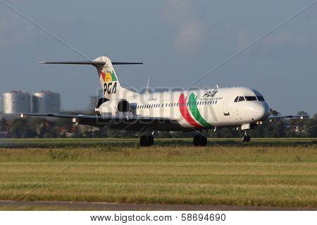 Pga - Portugalia Airlines