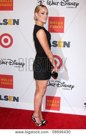 Peta Murgatroyd at the 2013 GLSEN Awards, Beverly Hills Hotel, Beverly Hills, CA 10-18-13