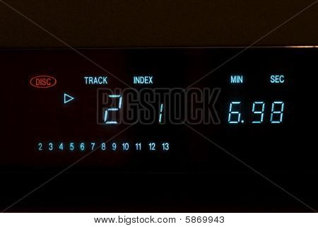 Audio System Display