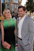Diane Kruger and Joshua Jackson at