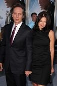 William Fichtner and Kymberly Kali at the