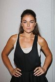 Serinda Swan at the 12th Annual InStyle Summer Soiree, Mondrian, West Hollywood, CA 08-14-13