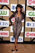 Tyra Banks at the CBS, Showtime, CW 2013 TCA Summer Stars Party, Beverly Hilton Hotel, Beverly Hills