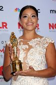 Gina Rodriguez at the 2013 NCLR ALMA Awards Press Room, Pasadena Civic Auditorium, Pasadena, CA 09-2