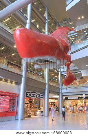 HEP Hankyu Umeda Department Store Osaka Japan