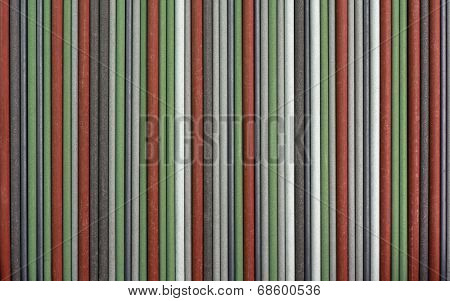 Colorful Welding Sticks Electrodes Background
