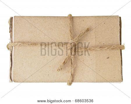 Brown Paper Binding