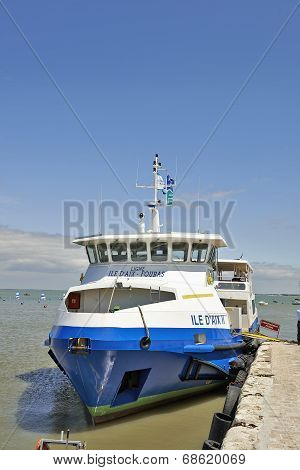 Ferry Named Ile D'aix Ii