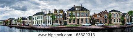 Morning In The Town With Channel.netherlands.