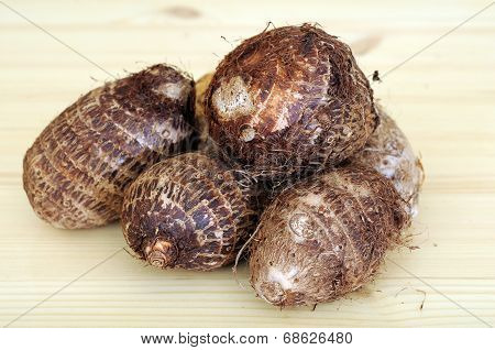 Some Taro Roots