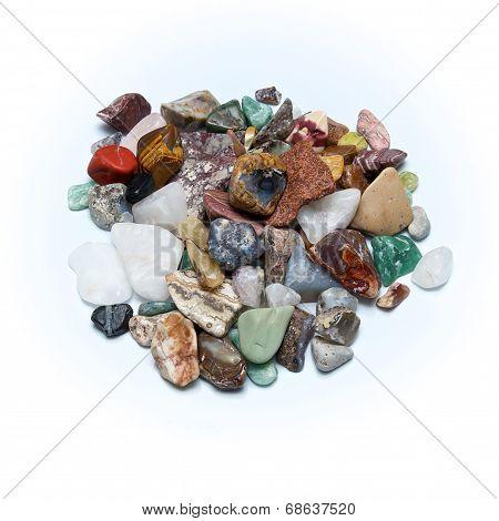 Polished Tumbled Stones