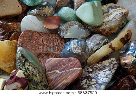 Tumbled Rocks Detail