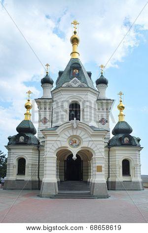 Church of the Resurrection in Foros, Crimea