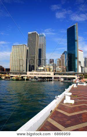 Sydney Harbour..