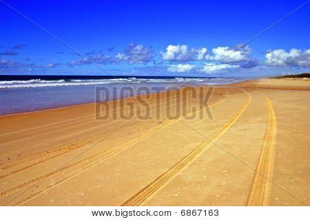 Fraser Island, Australia..