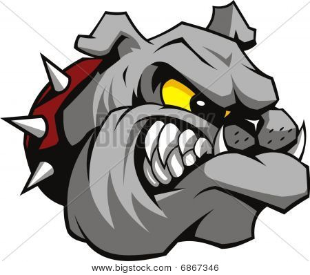 Bulldog Graphic