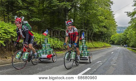 Funny Amateur Cyclists