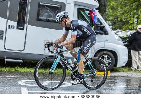 The Cyclist Tony Martin