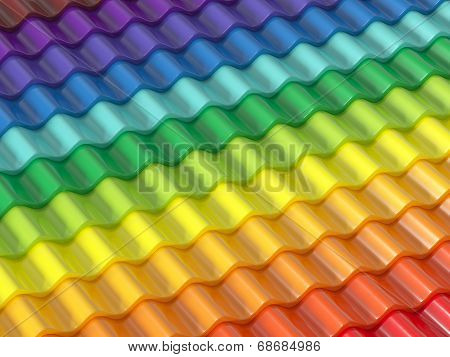 Colorful Roof