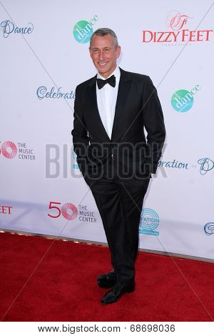 LOS ANGELES - JUL 19:  Adam Shankman at the 4th Annual Celebration of Dance Gala at Dorothy Chandler Pavilion on July 19, 2014 in Los Angeles, CA