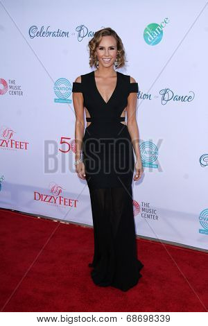 LOS ANGELES - JUL 19:  Keltie Knight at the 4th Annual Celebration of Dance Gala at Dorothy Chandler Pavilion on July 19, 2014 in Los Angeles, CA
