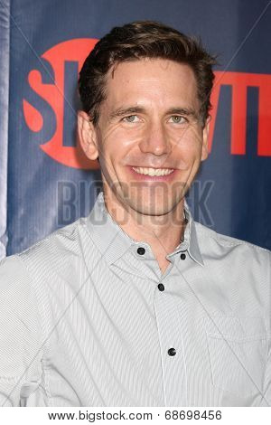 LOS ANGELES - JUL 17:  Brian Dietzen at the CBS TCA July 2014 Party at the Pacific Design Center on July 17, 2014 in West Hollywood, CA