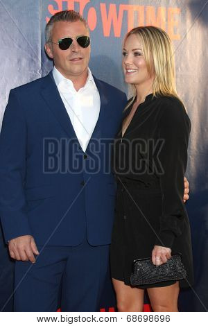 LOS ANGELES - JUL 17:  Matt LeBlanc at the CBS TCA July 2014 Party at the Pacific Design Center on July 17, 2014 in West Hollywood, CA
