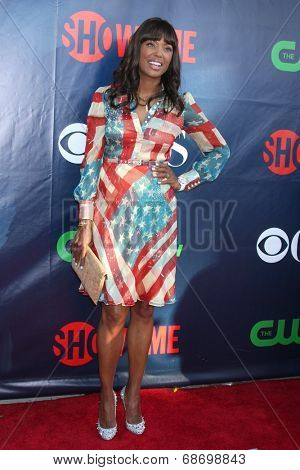 LOS ANGELES - JUL 17:  Aisha Tyler at the CBS TCA July 2014 Party at the Pacific Design Center on July 17, 2014 in West Hollywood, CA