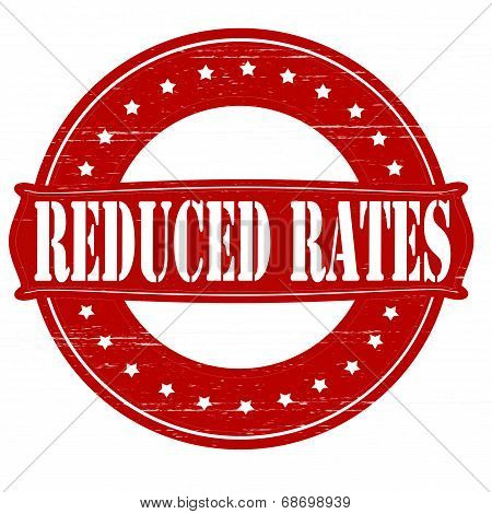Reduced Rates