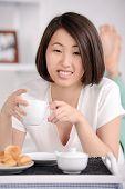 image of bed breakfast  - Breakfast in bed - JPG