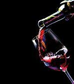 stock photo of merlot  - Wine - JPG
