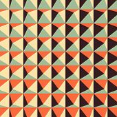pic of tetrahedron  - Abstract 3d geometric pattern - JPG