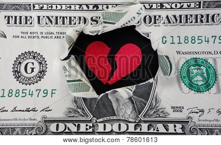Torn Dollar