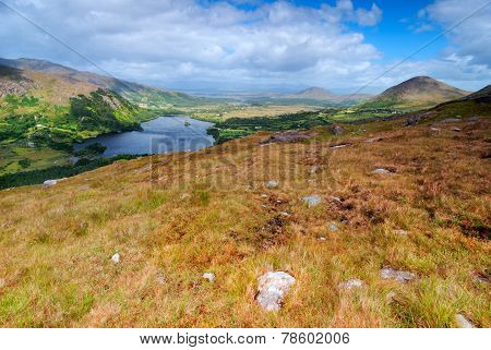 Mountains Landscape In Ireland